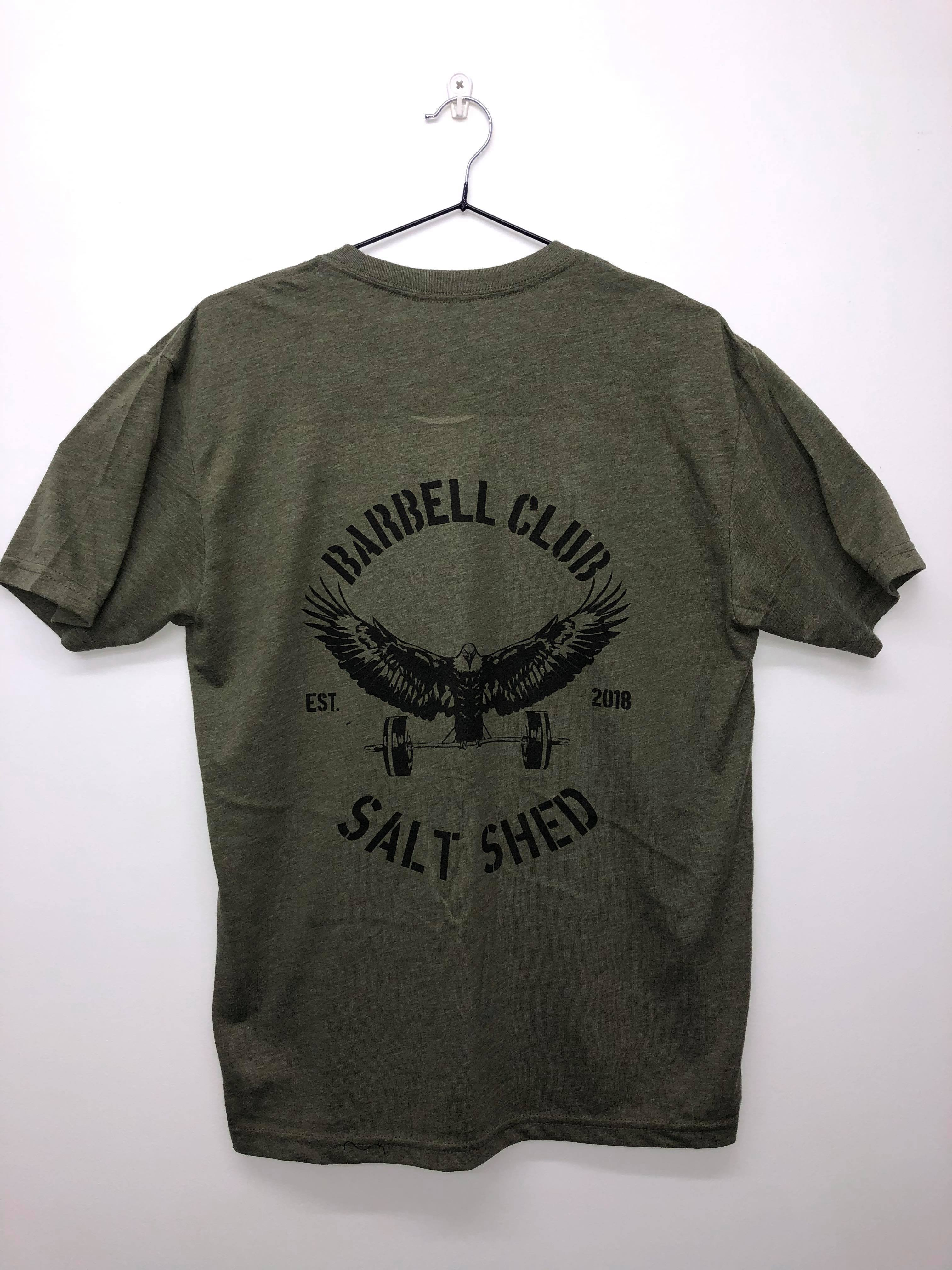 Khaki Barbell Club