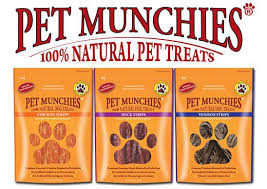 WE'VE GONE ALL HEALTHY! We've just changed all of our pet food and treats to the brand to the multi