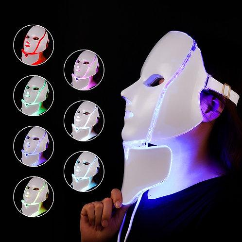 Masque de Chromothérapie 7 couleurs
