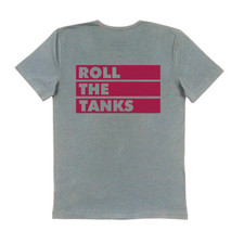 Roll The Tanks Logo and T-Shirt Design
