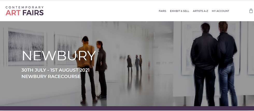 CONTEMPORARY ART SHOW NEWBURY
