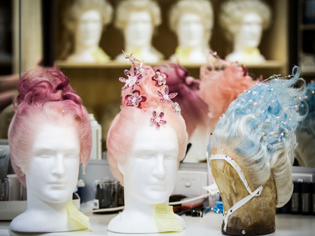 Wig Making with ALISON KIDD