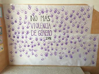 25 N: CONTRA LA VIOLENCIA DE GÉNERO