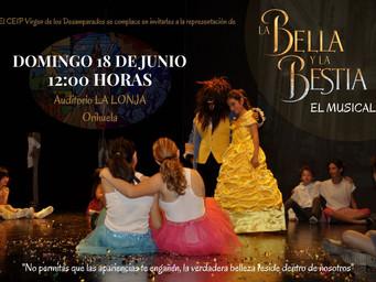 LONJA: BELLA Y BESTIA
