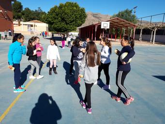 Patios inclusivos: Primaria e Infantil