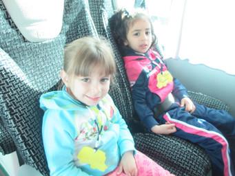 Fotos excursión Infantil