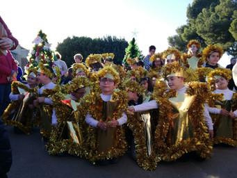 Desfile de Navidad 2019-2020