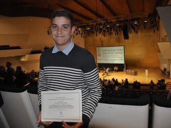 Premio extraordinario de Primaria