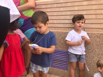 FIESTA BIENVENIDA INFANTIL curso 2018-2019
