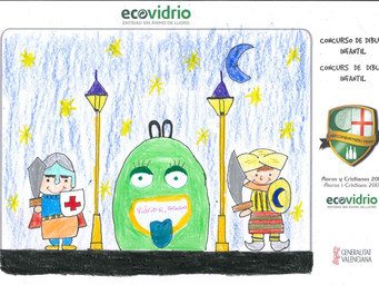 Concurso dibujo escolar
