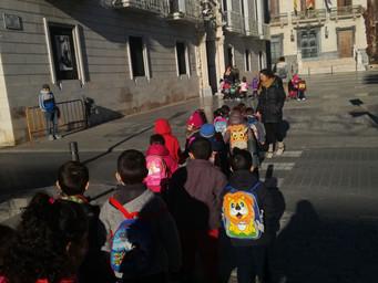 Excursión Infantil Biblioteca