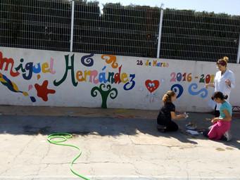 Murales Miguel Hernández