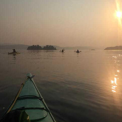 2017 Lab Retreat in Galiano Island