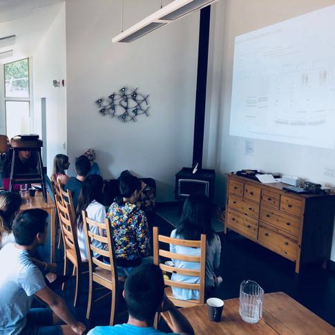 2018 lab retreat