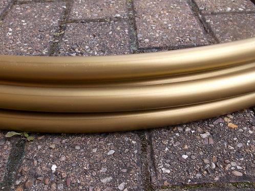 Champagne Gold (Metallic) Polypro Hoop