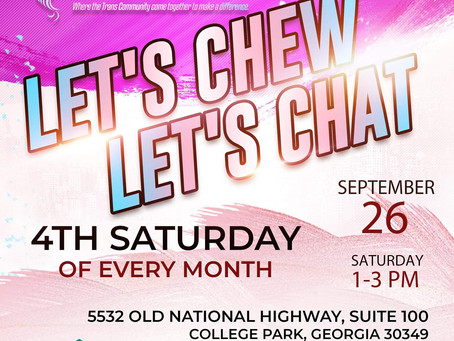 LETS CHEW LETS CHAT