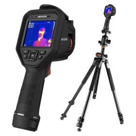 "Fever Screening Thermal Camera (±0.5°C) + Free 79"" Tripod"