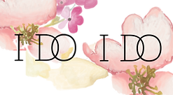 I DO I DO New Logo Flowers2TBG.png