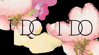 I DO I DO New Logo Flowers2TBG.png