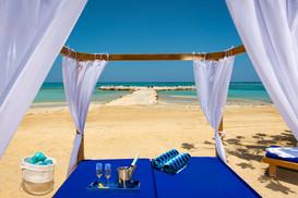 Blû Solé Beach view
