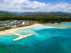 Blû Solé Aerial View
