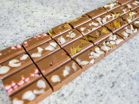 Clássicos da chocolataria + Receita faça e venda de barras de chocolate e trufas tradicionais