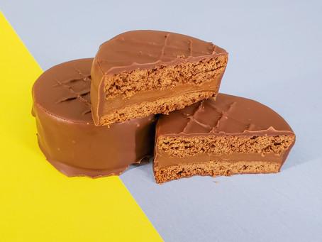 Como fazer um banho de chocolate perfeito + Receita de Alfajor Argentino