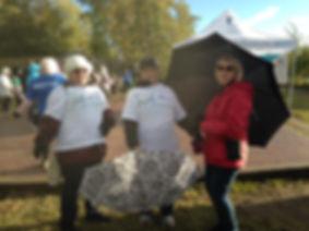 femme marche fondaton québécoise du cancer