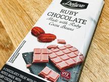 Chocolat rubis!
