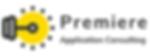light bulb, company logo