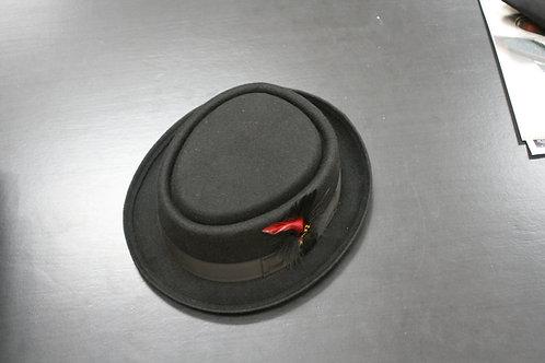Pork pie Hat, wool