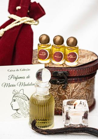 Perfumes de Maria Madalena