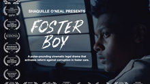 "Join APSAC Members for a limited screening of ""Foster Boy"" and Discussion with the Producers"