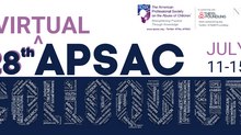 Nominate a Colleague for the 2020 APSAC Awards | Deadline April 3, 2021