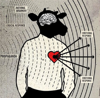 Propaganda Activates Emotions