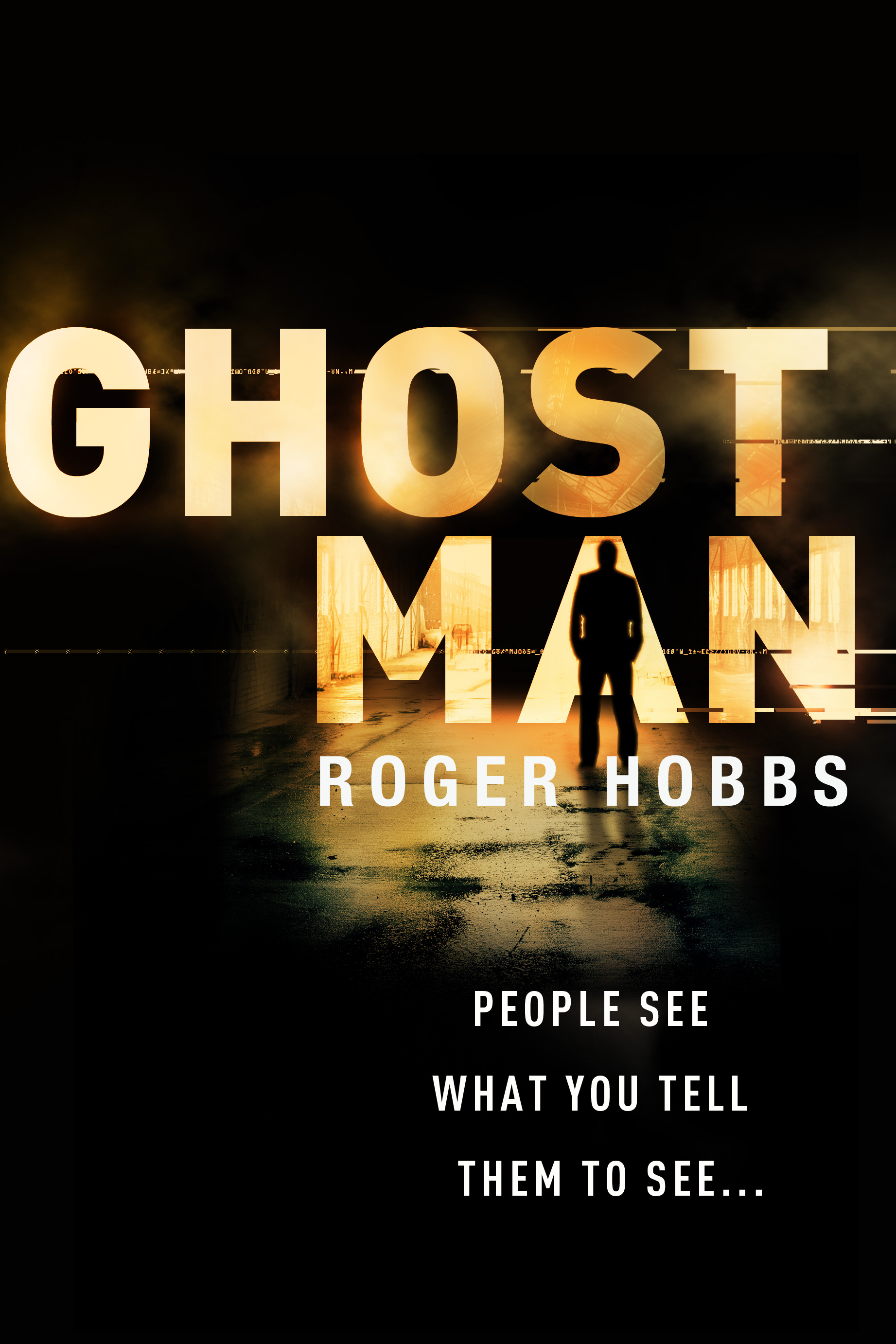Ghostman Transworld Hardcover