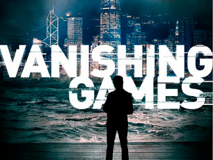 First Vanishing Games Cover