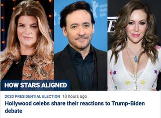 Celebrity Propaganda