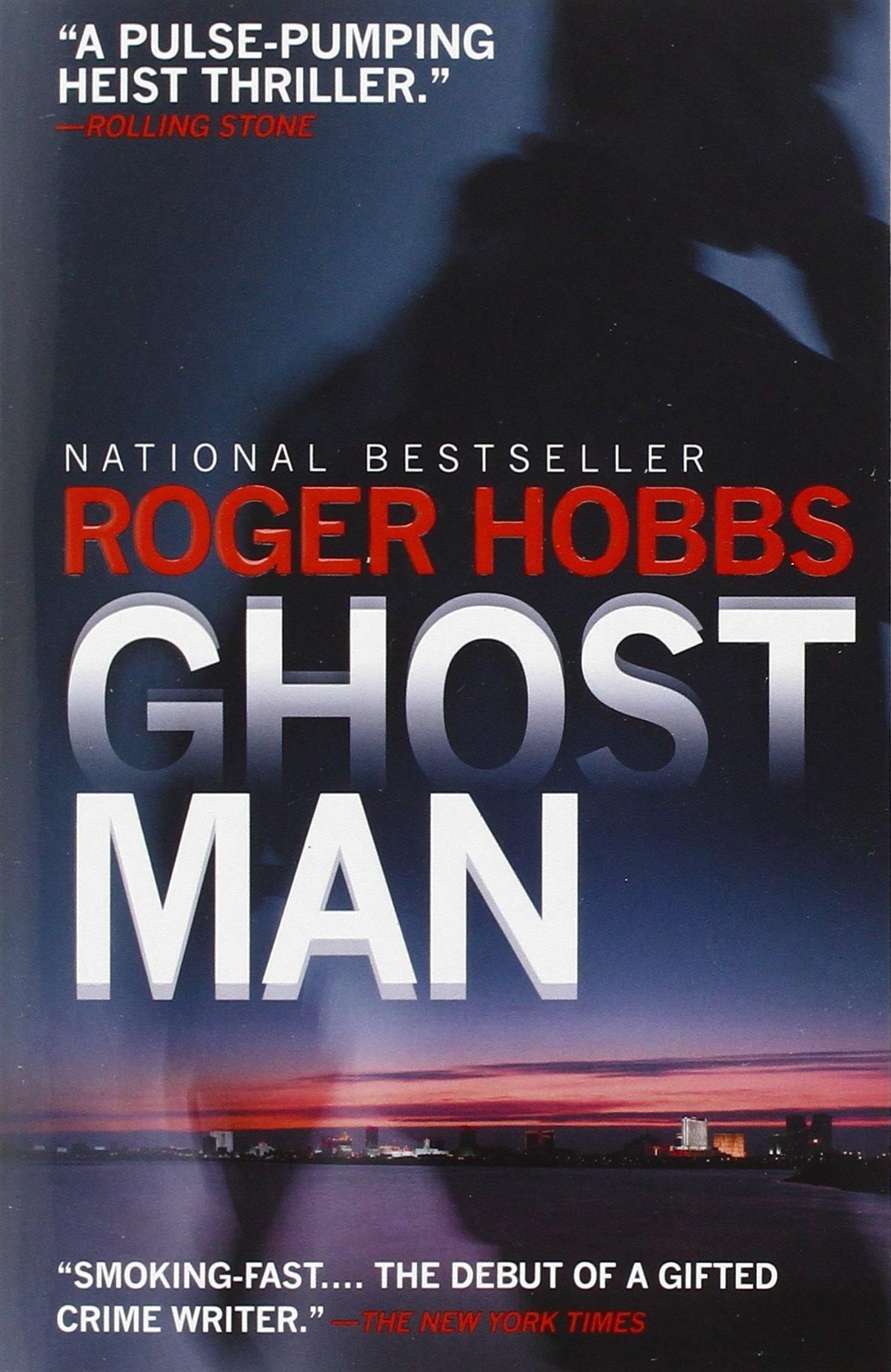 Ghostman Vintage Trade Paperback