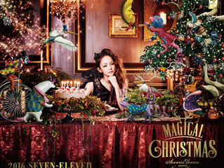 "Namie Amuro's ""Christmas Wish"" #1 on USEN"