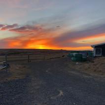 Hestheimar-Þjóðólfshagi-sunset-spring.jp