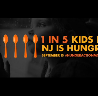 Rutgers and Food Network Team Up For Hunger Action Month