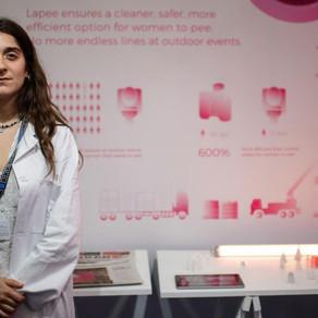 Égalité pour tous : le premier urinoir féminin a vu le jour !