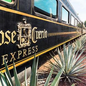 Chaud pour un roadtrip à travers le Mexique à bord d'un train avec Tequila à volonté ?