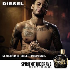 Neymar JR, se la joue brave !