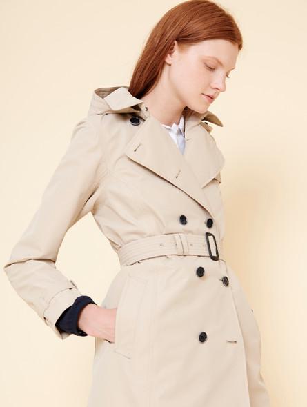 Trench-coat Gore-Tex, Aigle, 350€