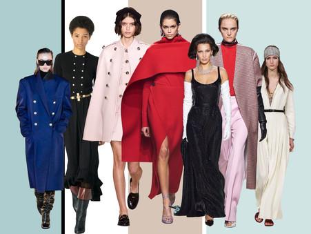 Quelles sont les 5 tendances à retenir de la Fashion Week ?