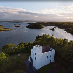 Un château irlandais à 16 euros par nuit, ça te botte ?