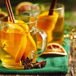 L'Apéro du jeudi : Un cocktail qui réchauffe !