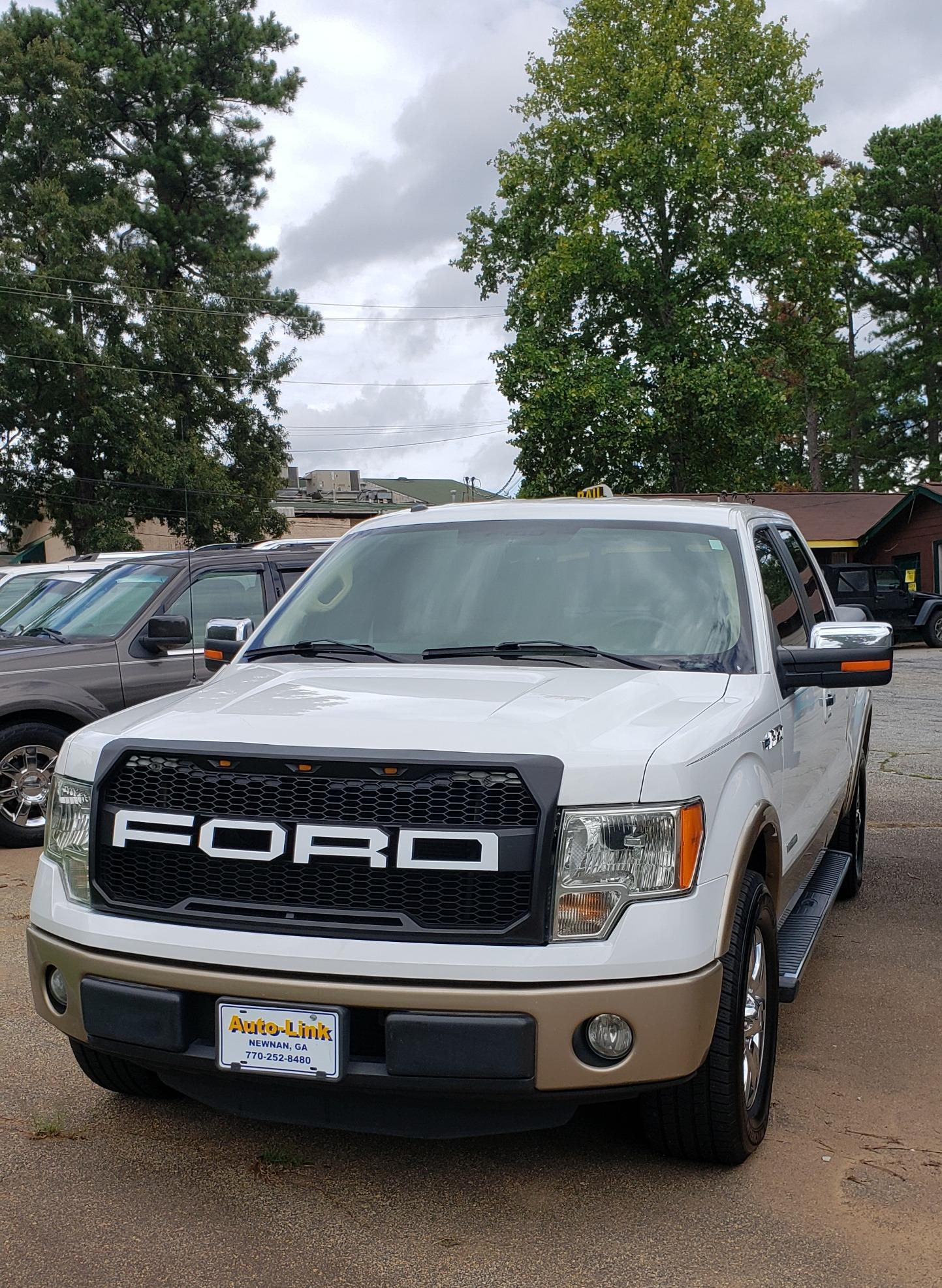 2012 Ford F150 Quad cab